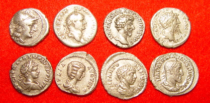 Wikipedia article on denarius