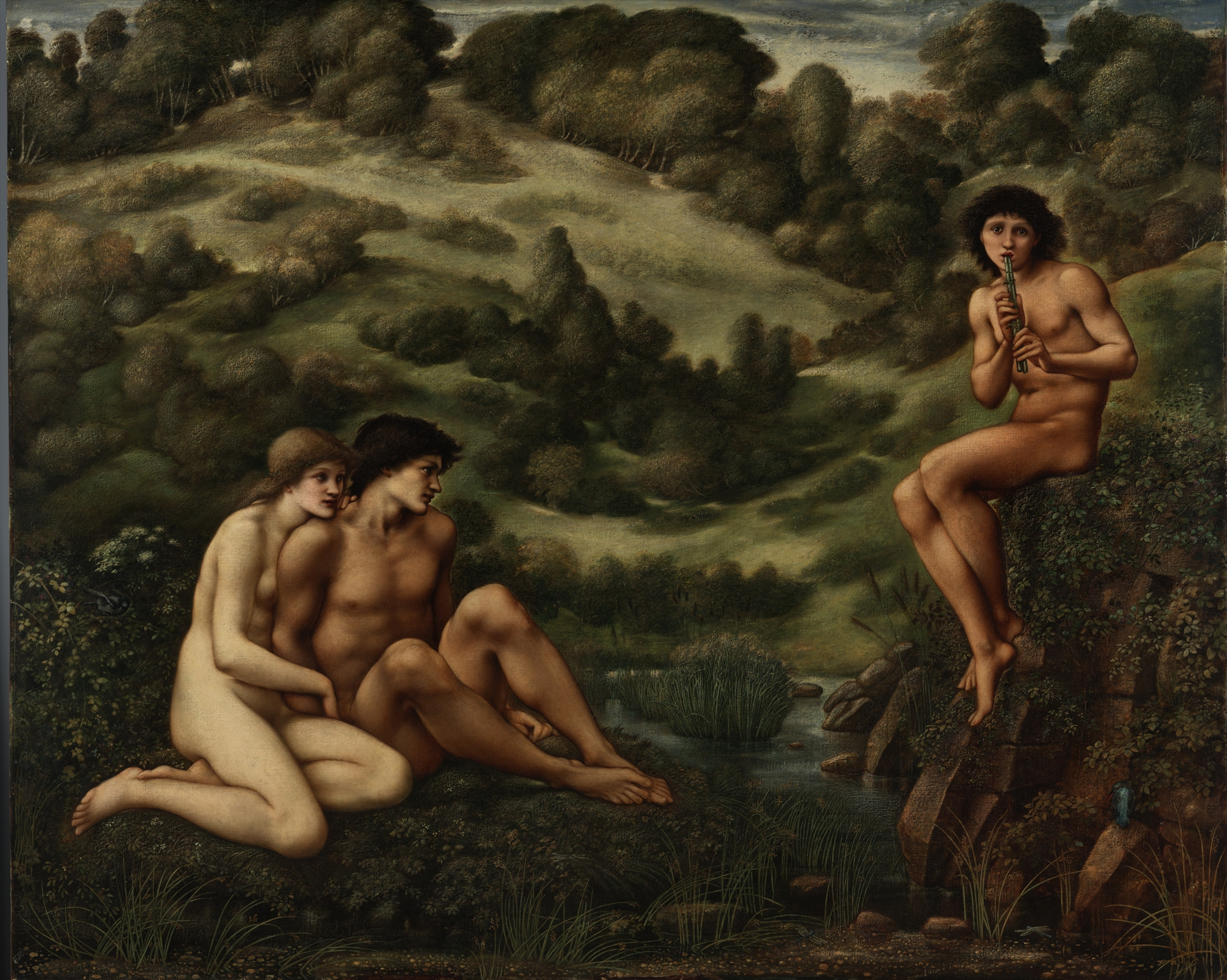 File:Burne-Jones, Edward - The Garden of Pan - 1886-1887.jpg