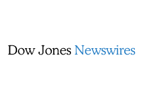 Dow Jones Newswires product line logo