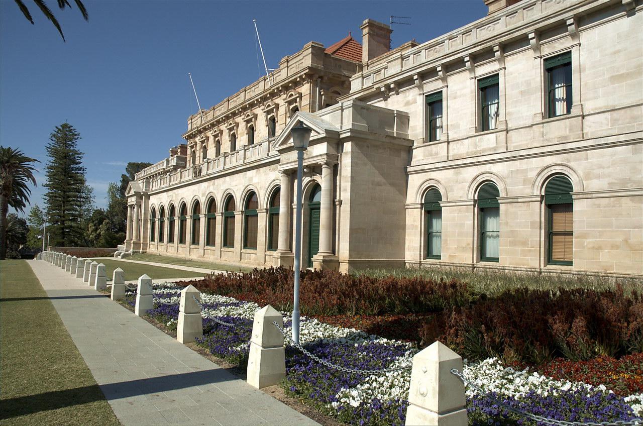 Parliament House, Perth - Western Australia.