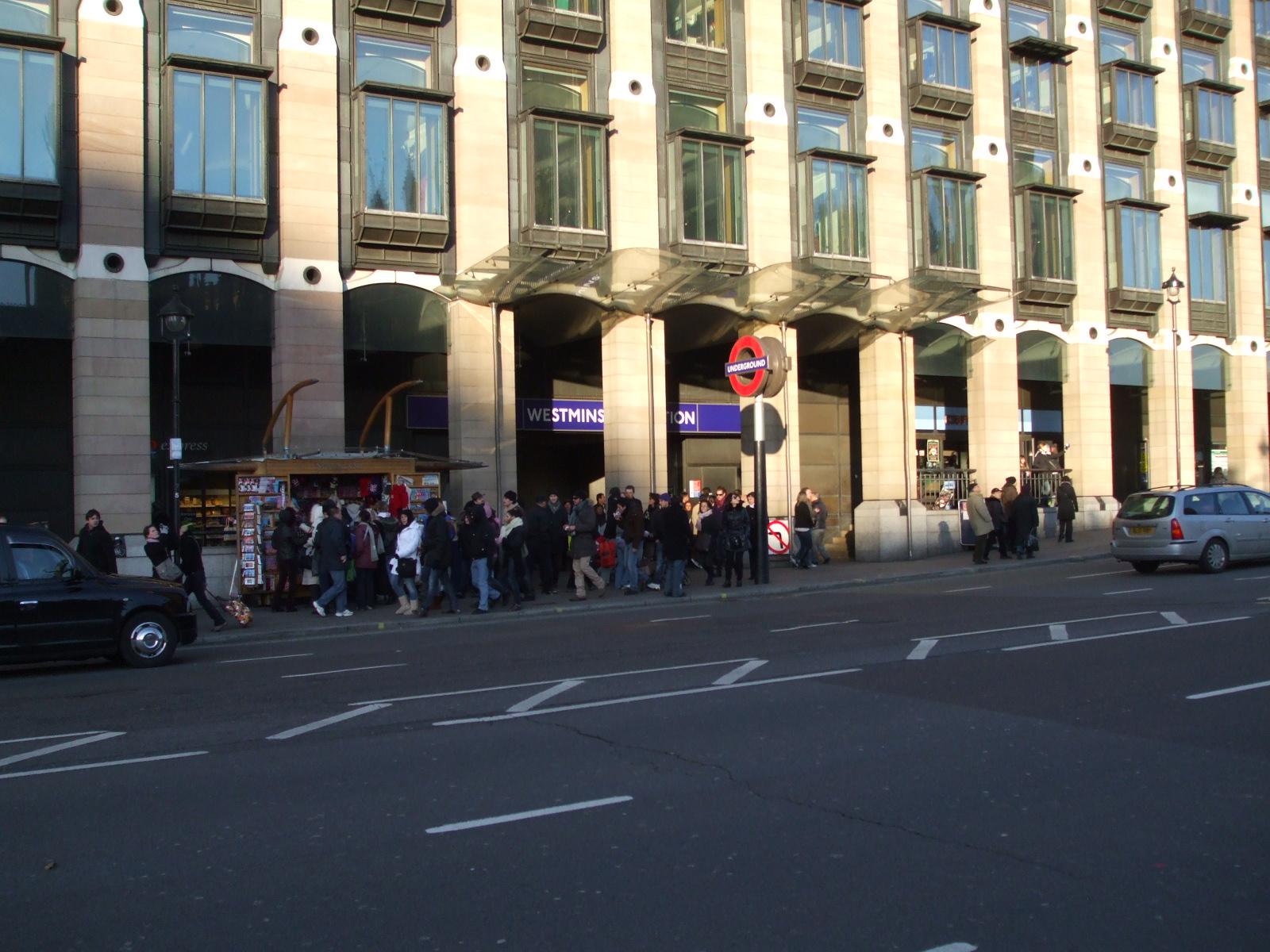 Westminster Metropolitana Di Londra Wikipedia