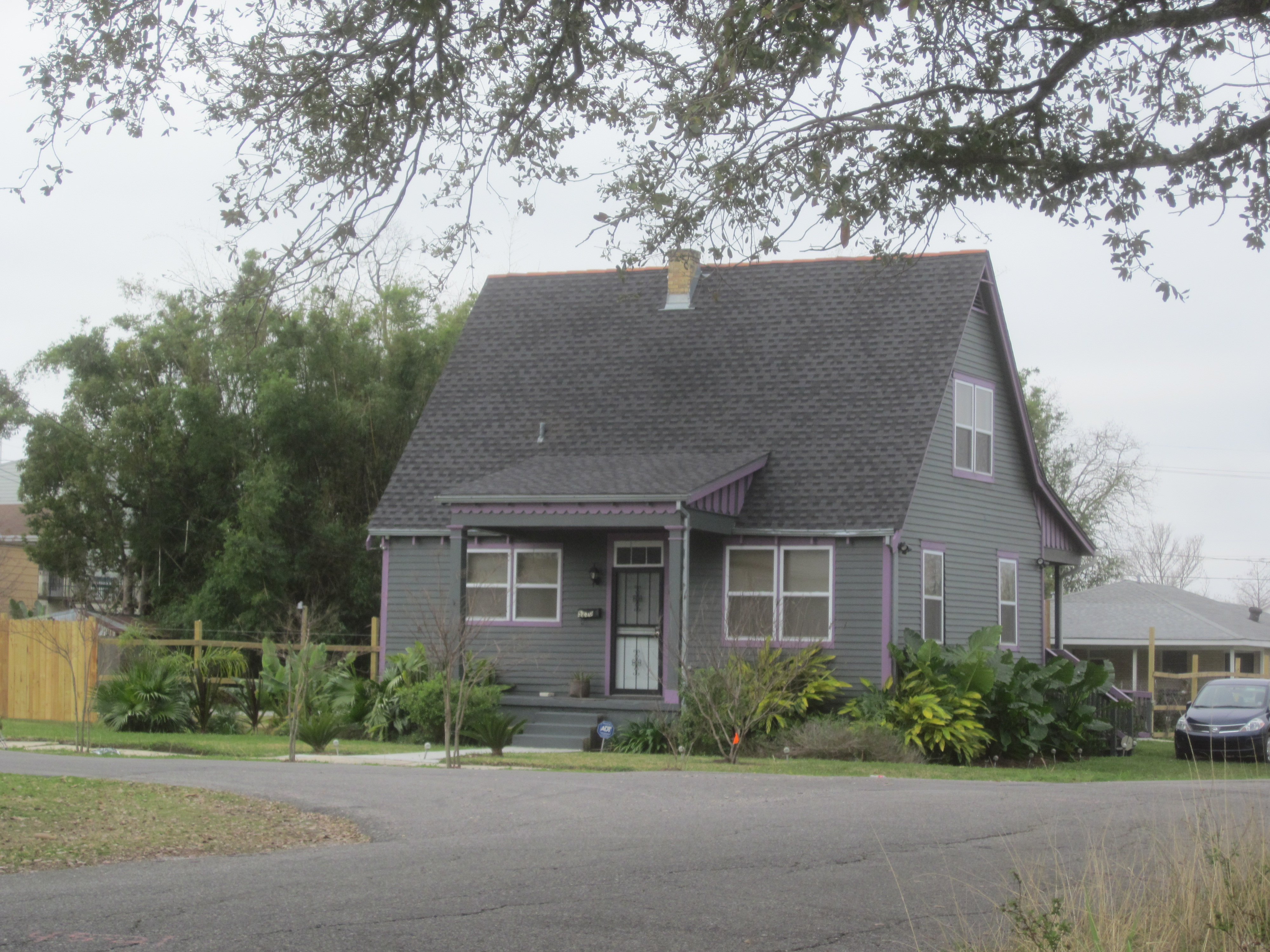 Gentilly Home