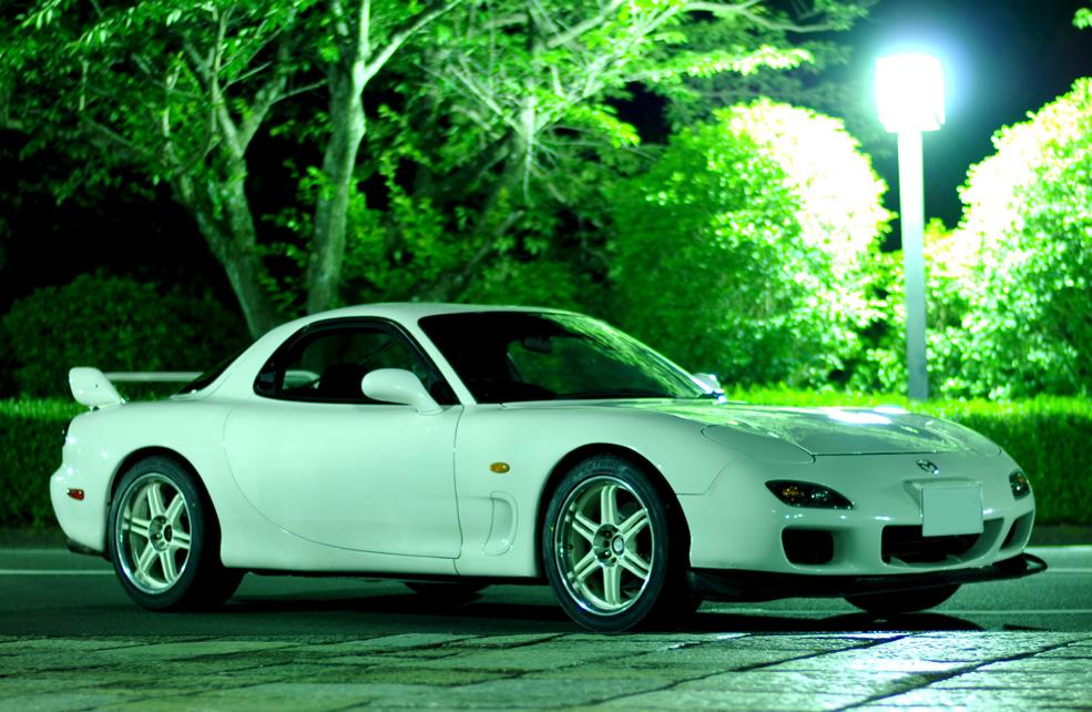 Mazda Rx 7 Wikipedia