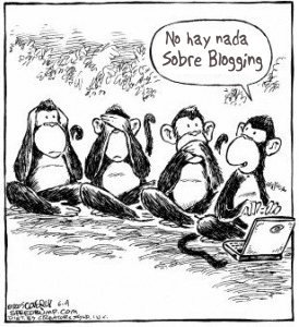 Monkeys Blogging