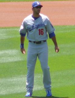 Andre Ethier, Major League Baseball player in ...