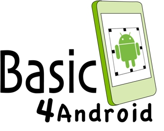Basic4Android Logo