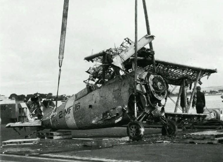 Aircraft Dallas Salvage