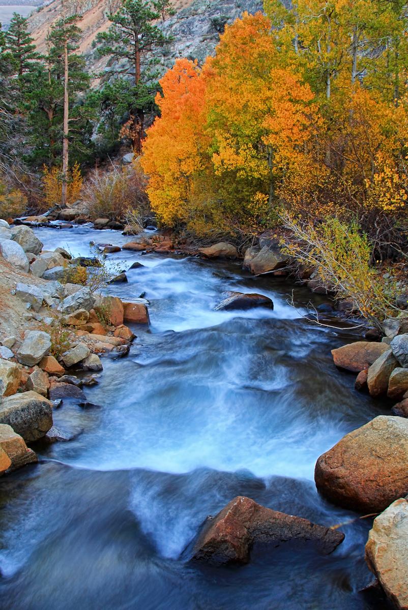 Bishop Creek Inyo County Wikipedia