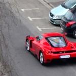 File Red Ferrari Enzo In Nancy 2013 Jpg Wikimedia Commons