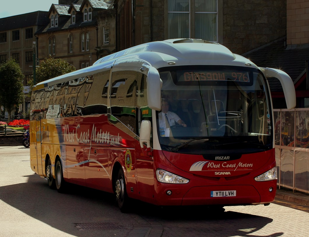 West Coast Motors Oban Scania Irizar Wiring Diagram File 16 Operating Route 976 At
