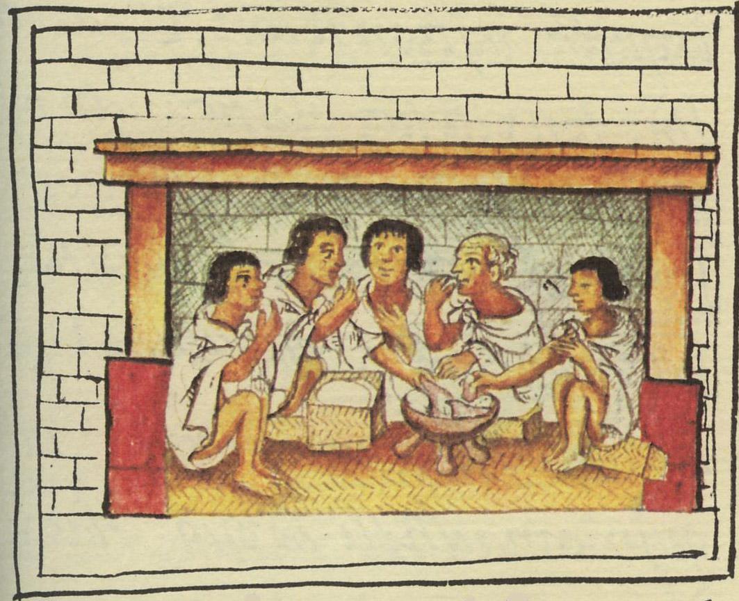 Cuisine Azteque