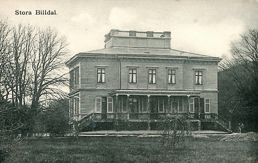 Billdals gård