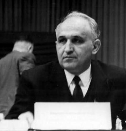 Todor Jivkov (1911-1998) - Wikicommons
