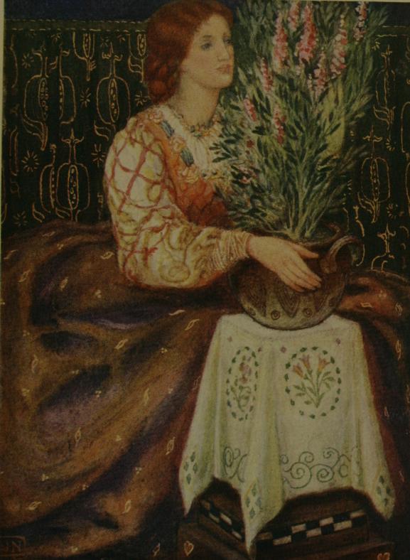 Isabella and the Pot of Basil by John Keats
