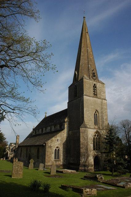 File:Bisley Church - geograph.org.uk - 786958.jpg - Wikimedia Commons
