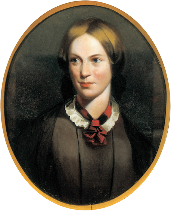 English: Portrait of Charlotte Bronte by J. H....