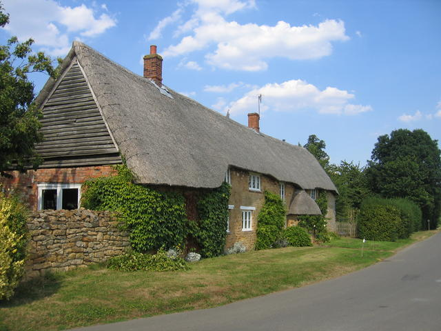 Cottages at Sutton-under-Brailes