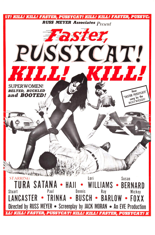 Poster do filme Faster, Pussycat! Kill! Kill!
