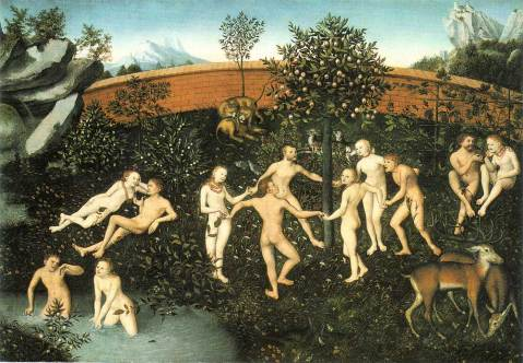 Lucas Cranach, Golden Age