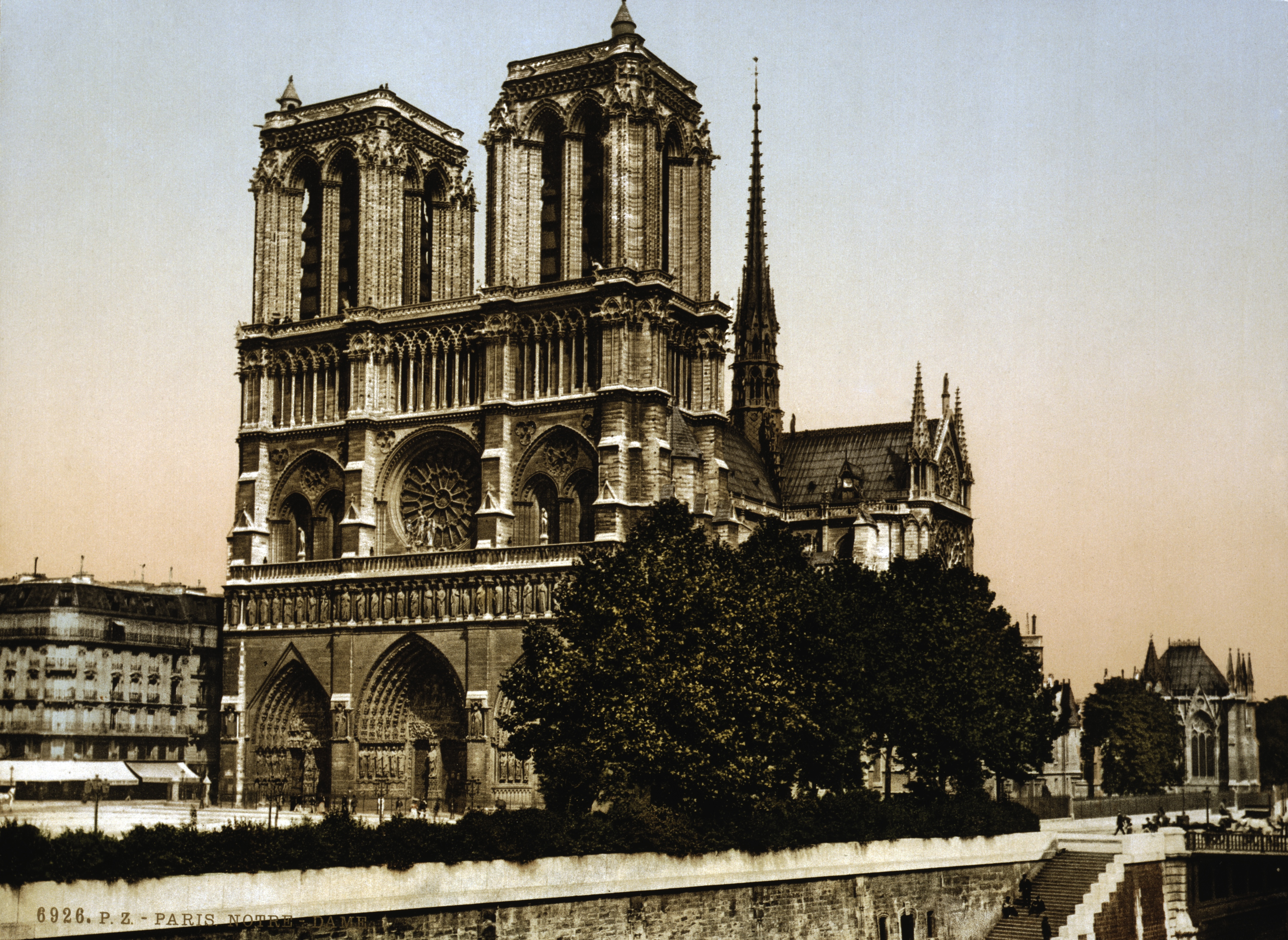 FileNotre Dame Paris France Ca 1890 1900jpg