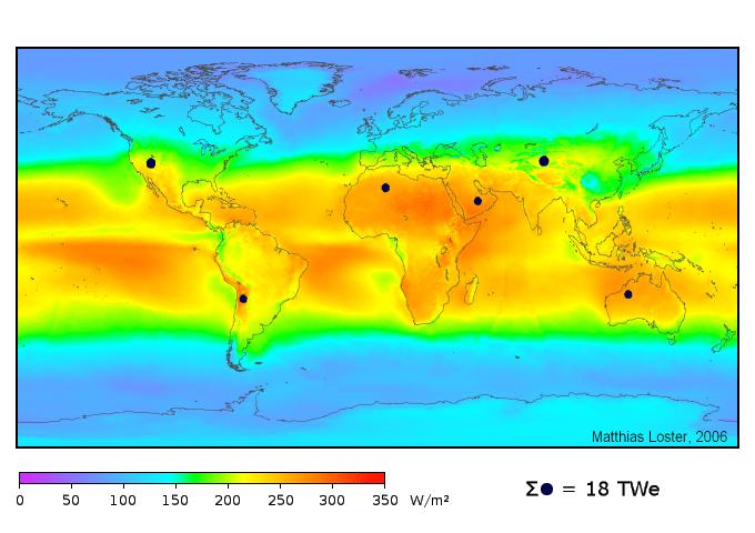 atlas solaire