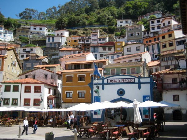 Image result for Cudillero, Asturias