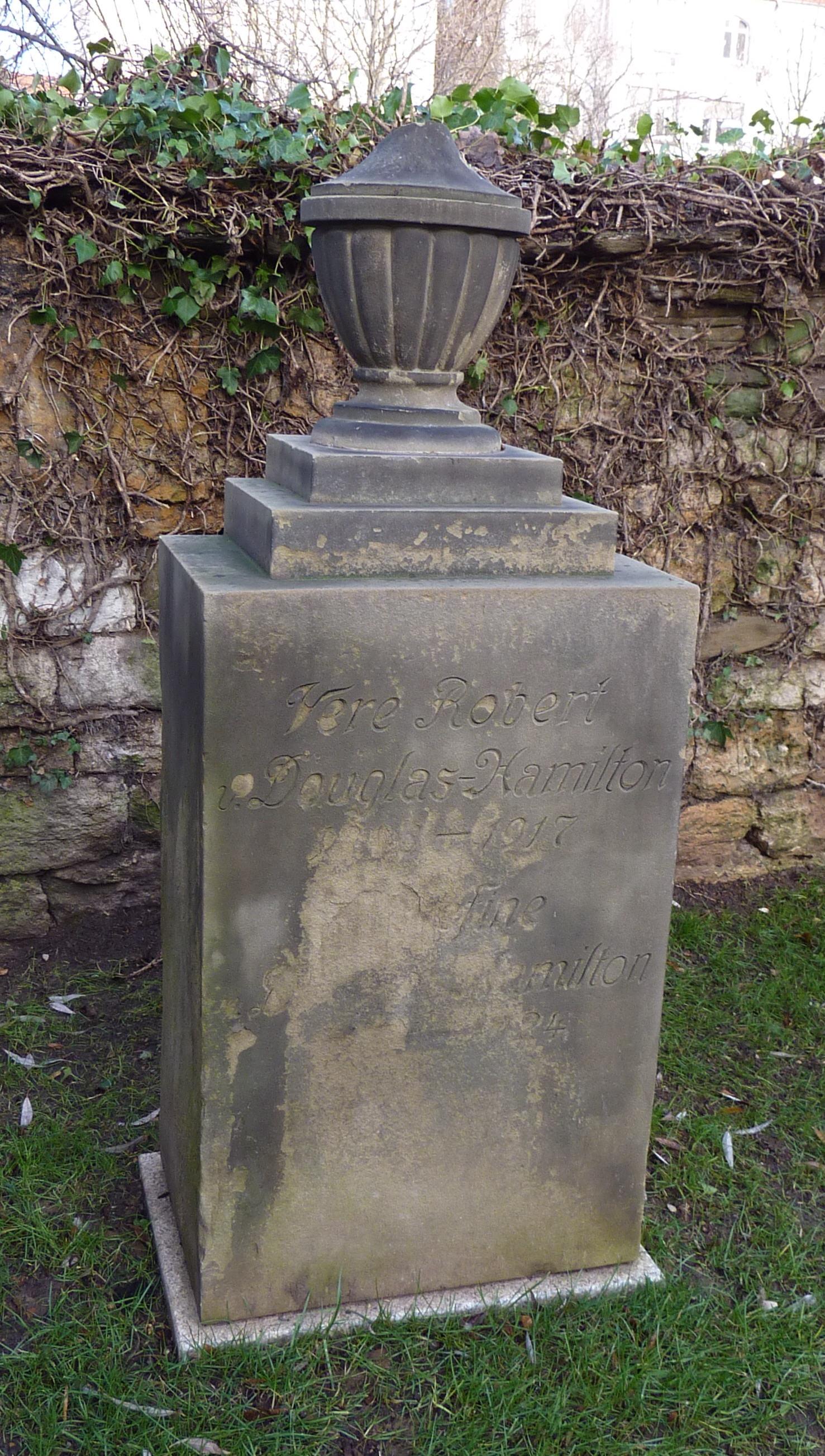 Frederick Robert Vere Douglas Hamilton