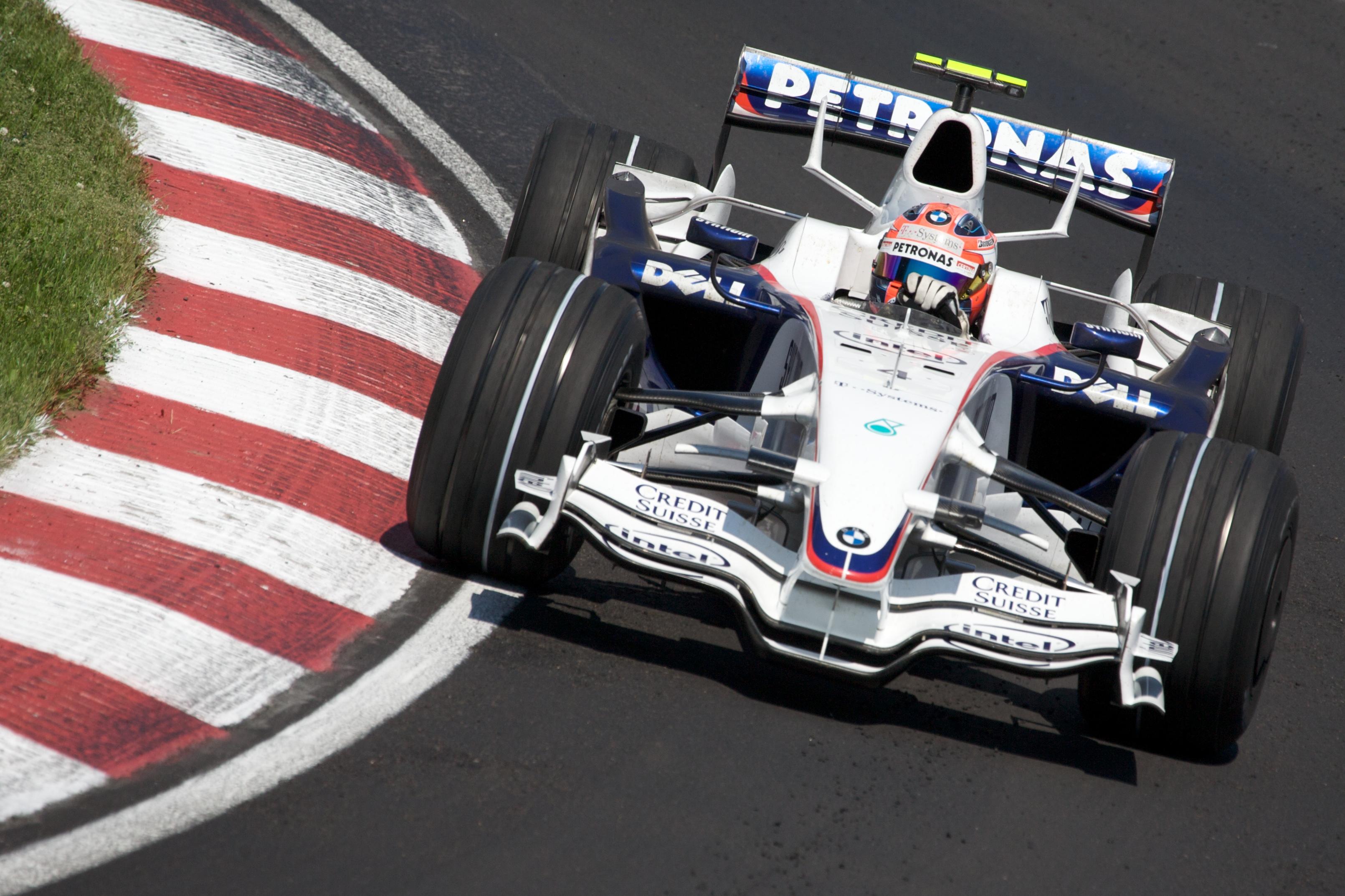 Kubica o vencedor do Grande Prêmio do Canadá de Formula 1