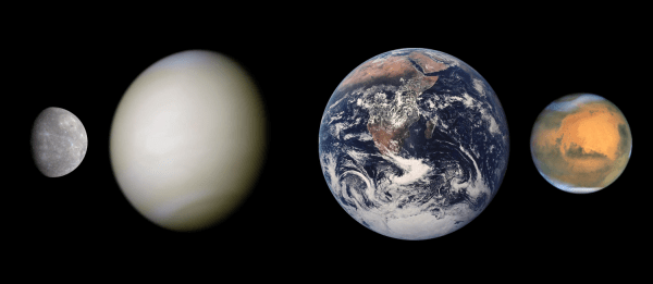 if Jupiter was the same distance away as the moon : pics