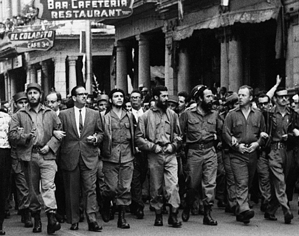 Cuban Revolution Facts Information Chronology History
