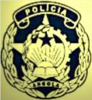 English: Angola National Police Insignia Portu...