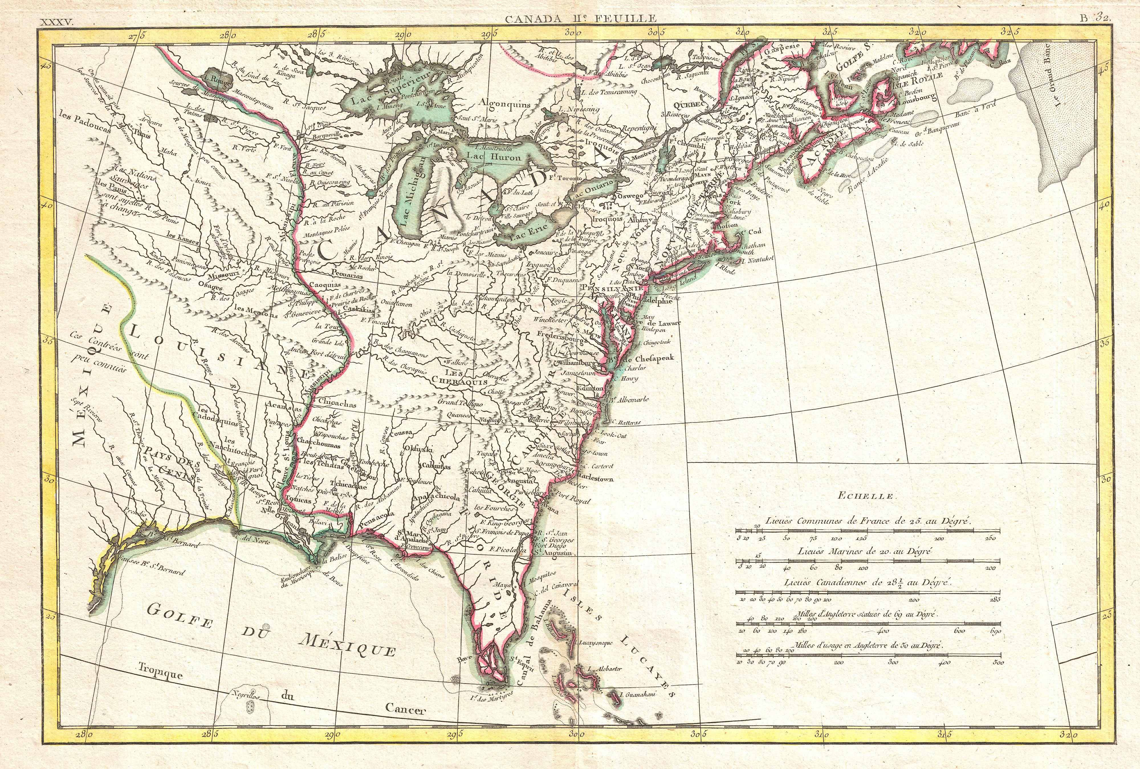 Of The American Colonies  British North American Colonies In - Us weather map july