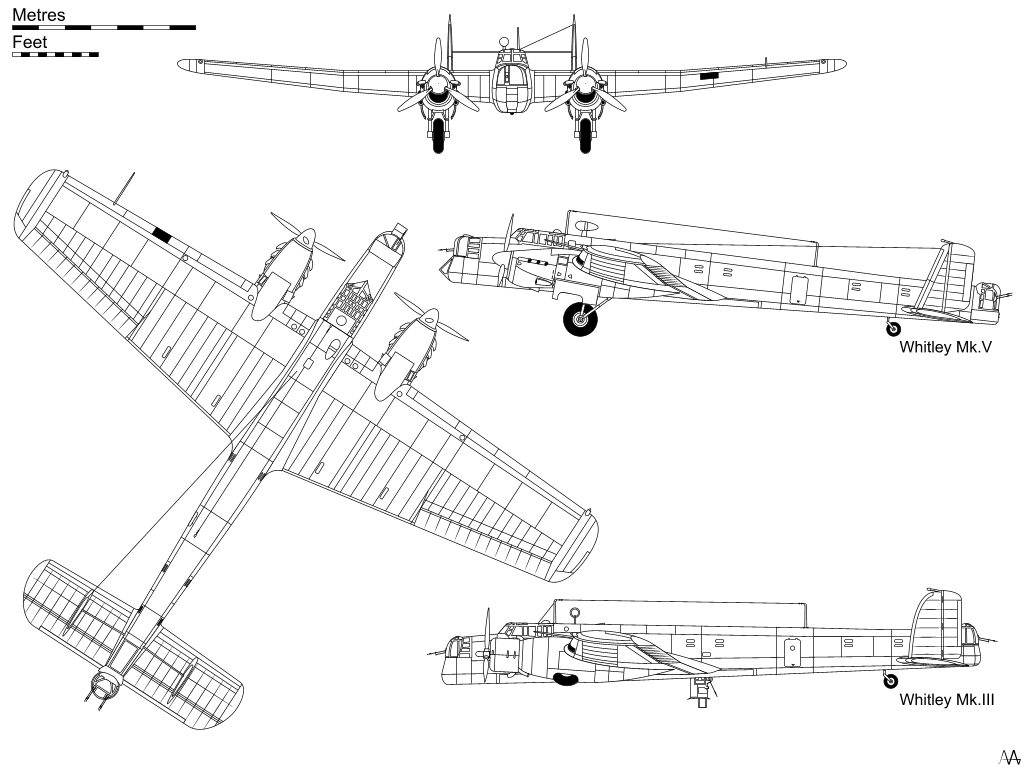 Armstrong Whitworth Whitley Wikipedia