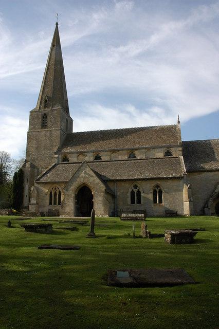 File:Bisley Church - geograph.org.uk - 786952.jpg - Wikimedia Commons