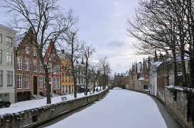 Image result for brugge in winter