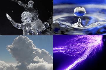 Solid,Liqui,Gas & Plasma state