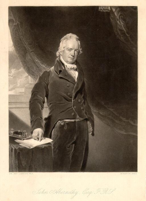 John Abernethy Wikipedia