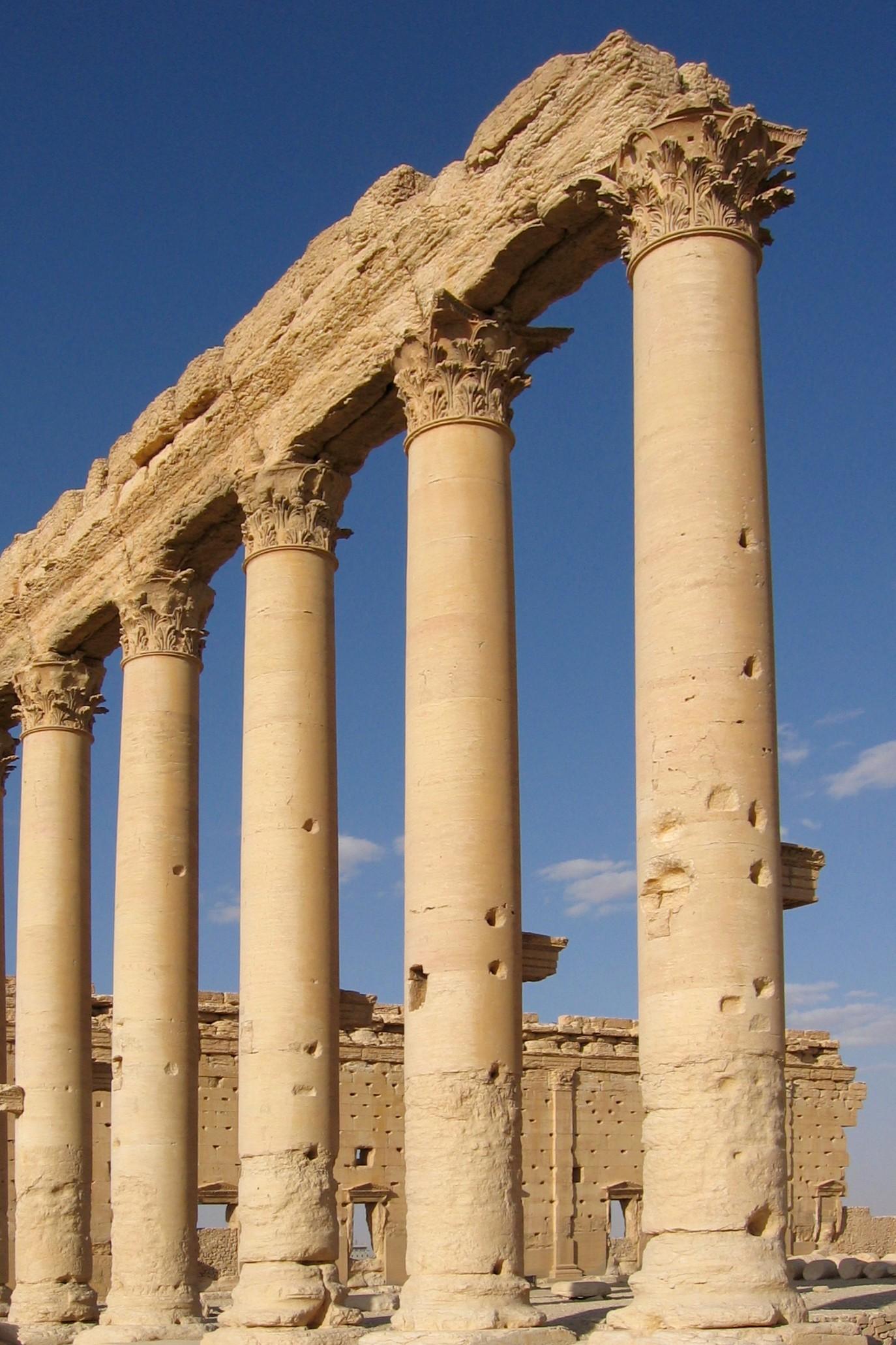 colonne architecture wikipedia