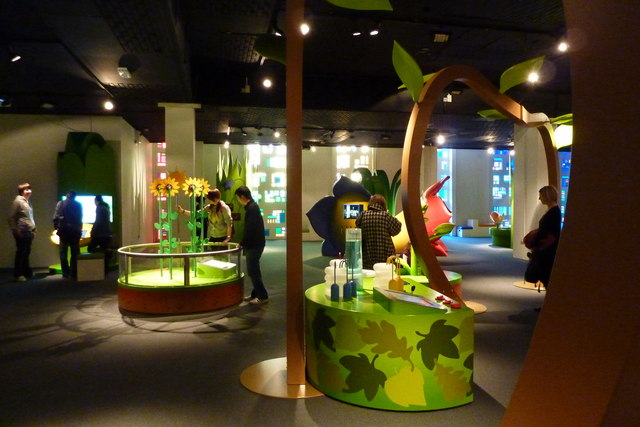 File:Inside the World Museum, Liverpool - geograph.org.uk - 1738411.jpg