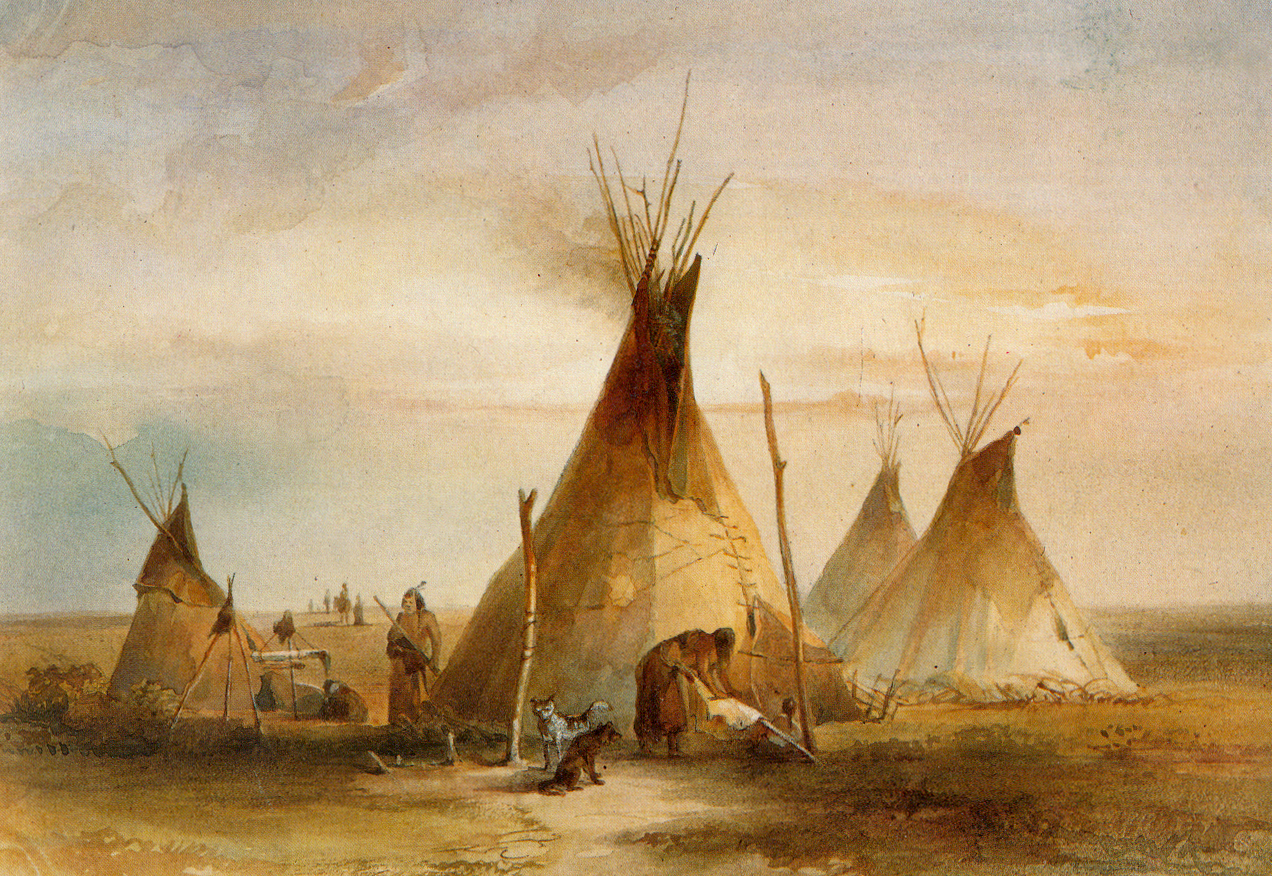 The First Scout Mystic Warriors Of The Great Plains
