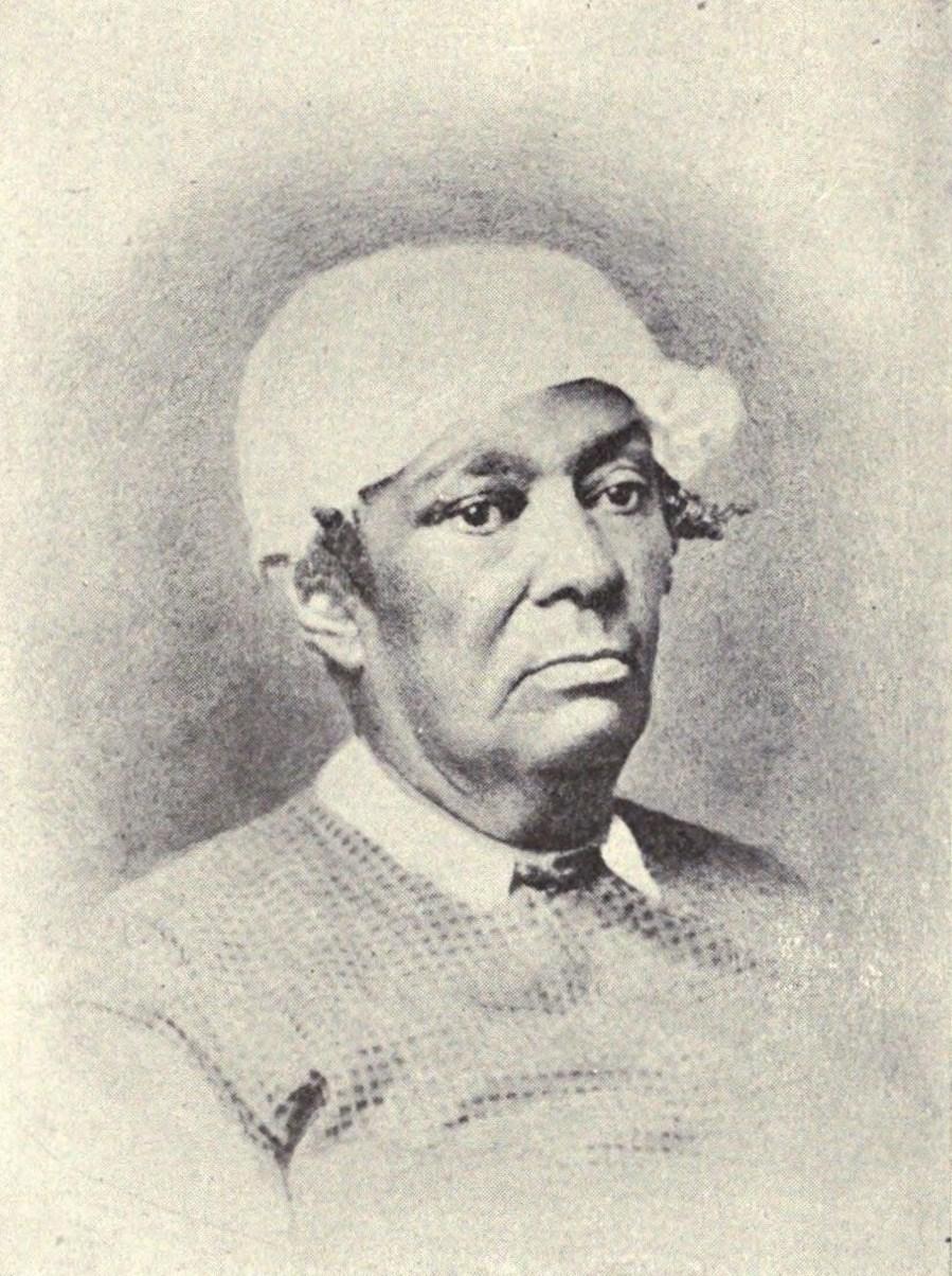English: Betsey Stockton was born in slavery c...