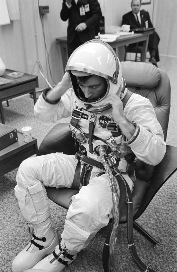 FileGemini 3 John Young in spacesuit 3jpg Wikimedia