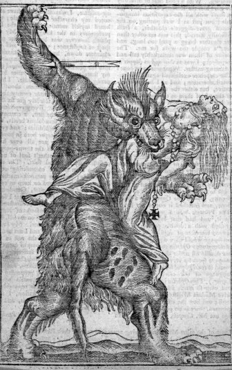 """""""The Werewolf Delusion"""" by Ian Woodward"""