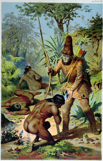 File:Robinson Crusoe and Man Friday Offterdinger.jpg
