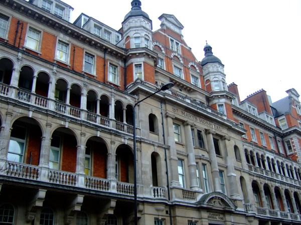 St. Mary's Hospital, London | Familypedia | FANDOM powered ...
