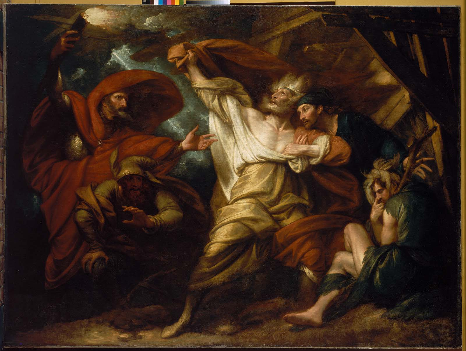 File:Benjamin West King Lear Act III scene 4.jpg