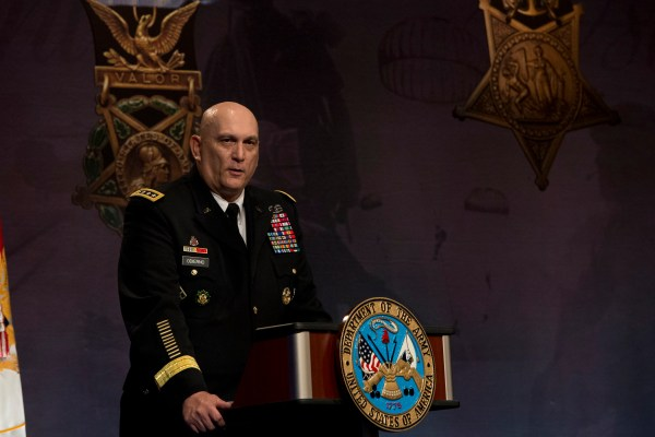 File:Chief of Staff of the Army, Army General Raymond ...