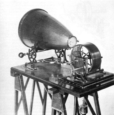 el fonóautografo