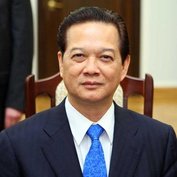 Image result for nguyễn tấn dũng