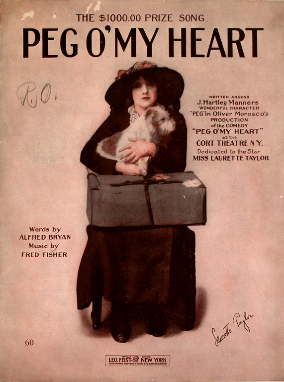 Peg O My Heart Wikipedia